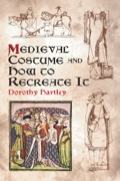 This unique reference classifies the clothes and accessories of the 12th through 15th centuries along social lines