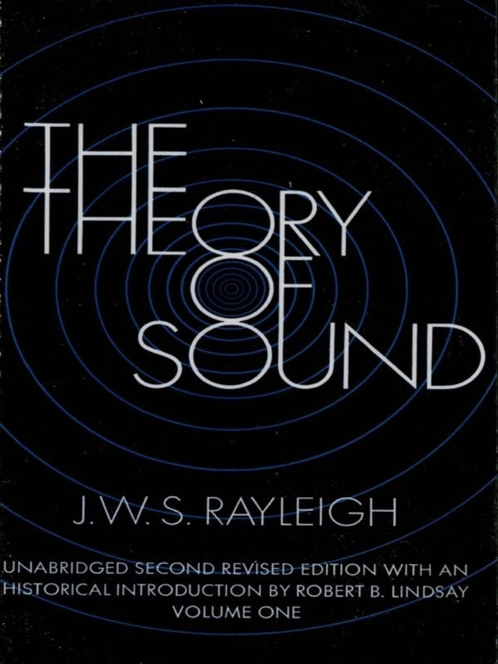 The Theory of Sound, Volume One (ebook) eBooks