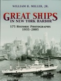 Great Ships in New York Harbor 9780486146843