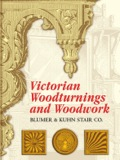 Reproduced from a rare original, this 1893 catalog offers nearly 800 detailed and authentic illustrations of superior-quality woodturnings and woodwork