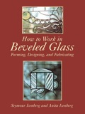 Easy to use and profusely illustrated, this book reveals the secrets behind the magnificent art of glass beveling