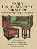 In 1902, four years after Gustav Stickley began building furniture in his United Crafts Workshops in Eastwood, New York, his brother Leopold established his own Arts and Crafts furniture business a few miles away in Fayetteville, a suburb of Syracuse, to which he soon recruited his brother J