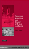 Nonlinear Vibrations and Stability of Shells and Plates 9780511373206