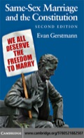 Following the widely reviewed success of the first edition, the updated and expanded second edition of Same-Sex Marriage and the Constitution argues that there is a long-standing constitutional protection of the right to marry that applies to same-sex couples