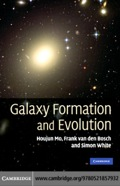 Galaxy Formation and Evolution 9780511731082