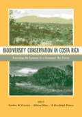Biodiversity Conservation in Costa Rica 9780520937772