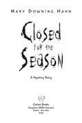 Closed for the Season 9780547394138