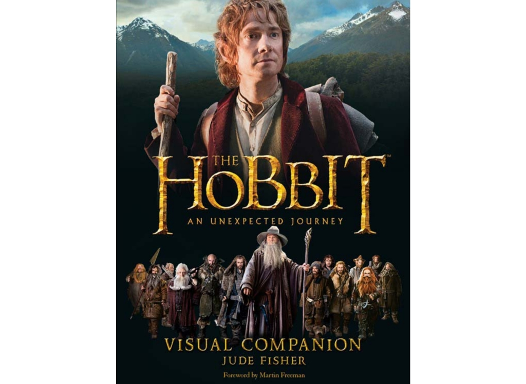The Hobbit: An Unexpected Journey Visual Companion (ebook) eBooks