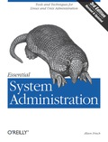 Essential System Administration,3rd Edition is the definitive guide for Unix system administration, covering all the fundamental and essential tasks required to run such divergent Unix systems as AIX, FreeBSD, HP-UX, Linux, Solaris, Tru64 and more