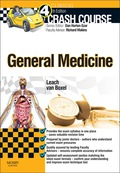 Crash Course General Medicine 9780723438649