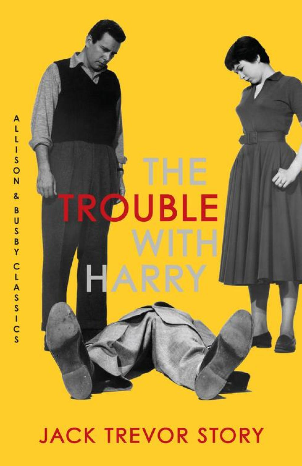 The Trouble with Harry (ebook) eBooks
