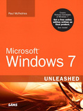 Microsoft® Windows 7 Unleashed gives IT professionals, serious power users, and true geeks the powerhouse Windows 7 tweaks, hacks, techniques, and insights they need: knowledge that simply can't be found anywhere else