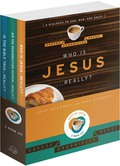 This set includes all three books of the The Coffee House Chronicles:  Is the Bible True...Really?: A Dialogue on Skepticism, Evidence, and Truth