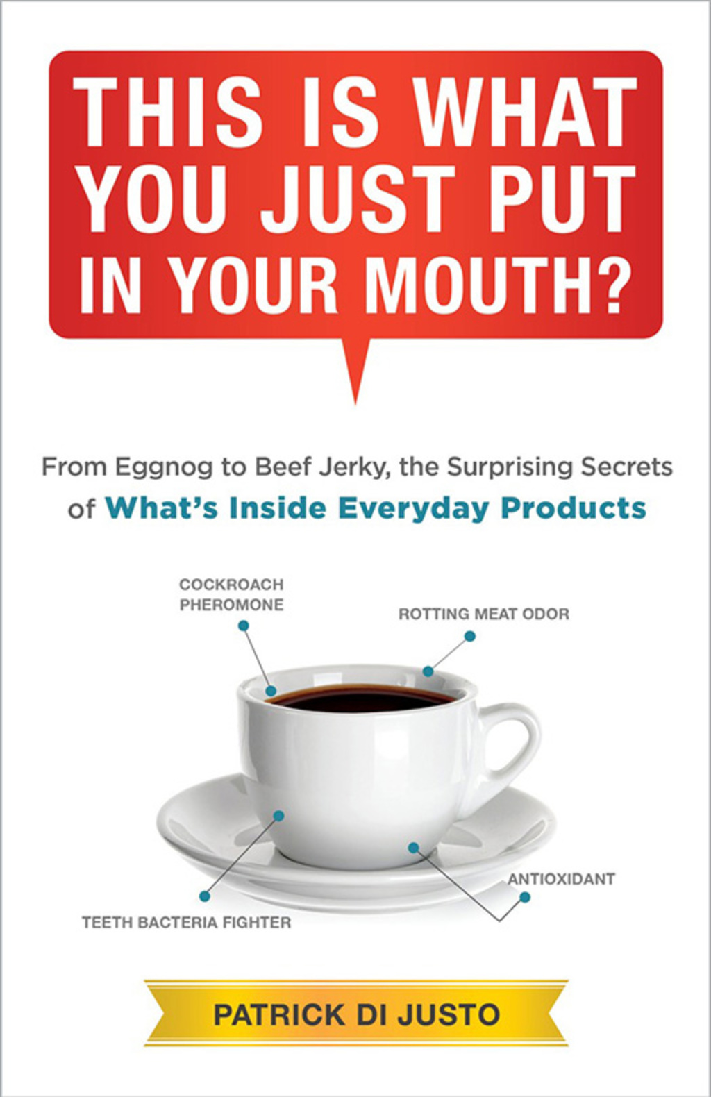 This Is What You Just Put in Your Mouth? (ebook) eBooks