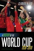 A History of the World Cup 9780810877542
