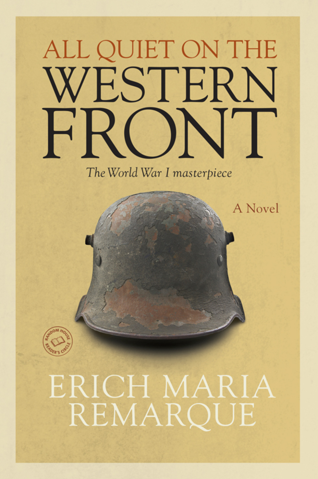 All Quiet on the Western Front (ebook)