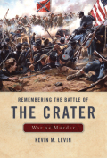 The battle of the Crater is known as one of the Civil War's bloodiest struggles -- a Union loss with combined casualties of 5,000, many of whom were members of the United States Colored Troops (USCT) under Union Brigadier General Edward Ferrero