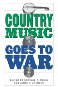 Country Music Goes to War 9780813149653