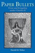 The calculated use of media by those in power is a phenomenon dating back at least to the seventeenth century, as Harold Weber demonstrates in this illuminating study of the relation of print culture to kingship under England's Charles II
