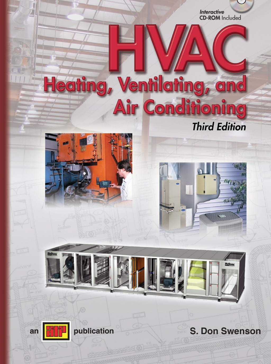 HVAC - Heating, Ventilating, and Air Conditioning (ebook)