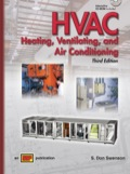 HVAC - Heating, Ventilating, and Air Conditioning 9780826906786R180