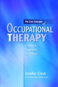 Based on the work of the terminology project group of the European Network of Occupational Therapy in Higher Education (ENOTHE), this book selects and defines the core building blocks of occupational therapy theory