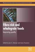 Consumers are increasingly seeking foods that are rich in dietary fibre and wholegrains, but are often unwilling to compromise on sensory quality