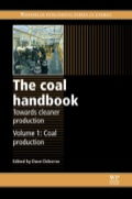 The Coal Handbook: Towards Cleaner Production: Coal Production
