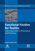 Functional finishes for textiles reviews the most important fabric finishes in the textile industry