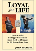Loyal for Life is the service recovery bible