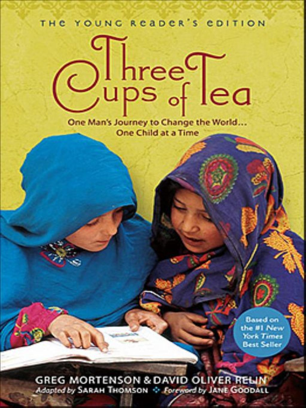 Three Cups of Tea: Young Readers Edition (ebook) eBooks