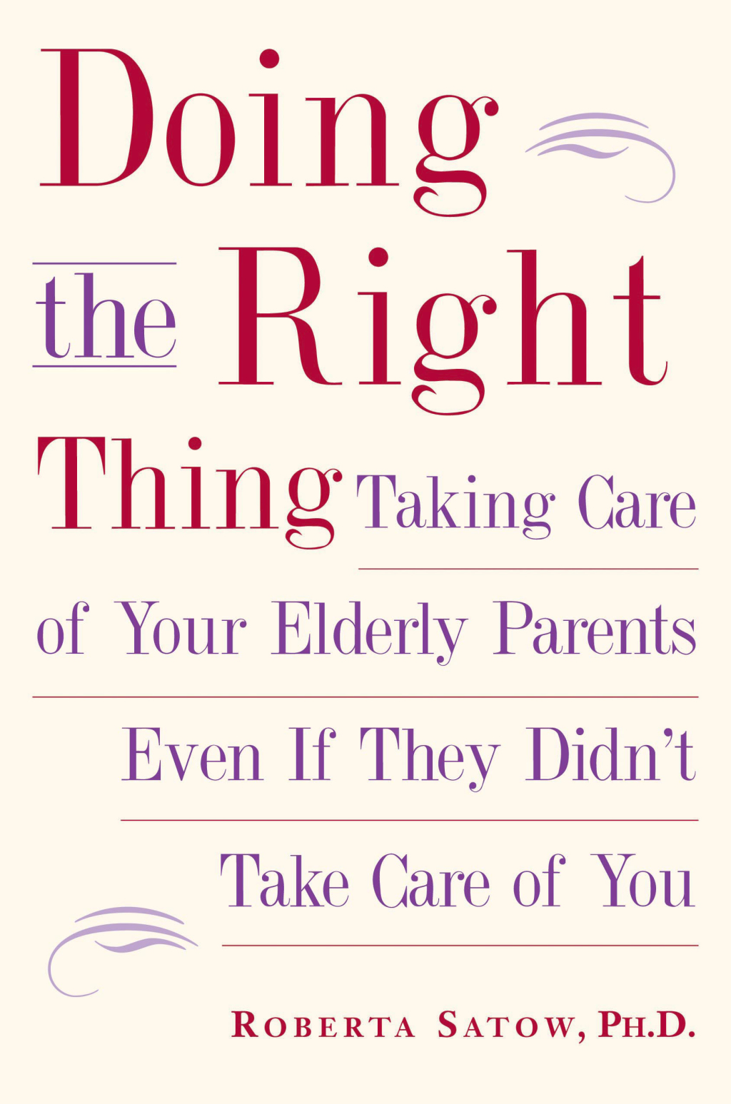 Doing the Right Thing (ebook) eBooks