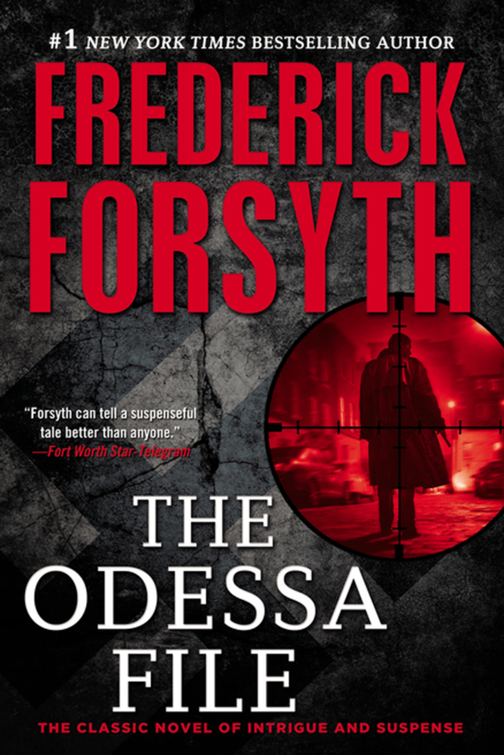 The Odessa File (ebook) eBooks