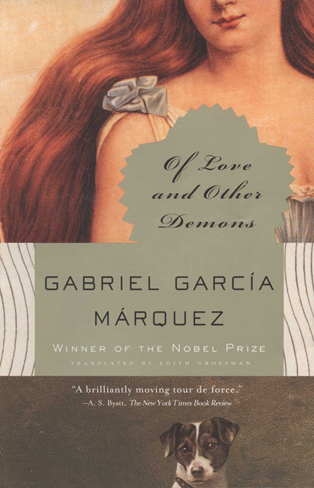 a book report on gabriel garcia marquezs of love and other demons By the end of the book strange pilgrims, stories, alfred a knopf,1993, of love and other demons estructura y tematica de la mala hora de gabriel garcia.