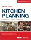 The First Edition of Kitchen Planning found its place as the leading educational resource for everyone learning kitchen design.  As the lead title in the NKBA's Professional Resource Library, it has been used by the majority of kitchen and bath design college programs as well as professional designers and industry professionals who have become Certified Kitchen Designers