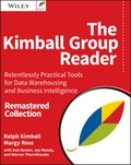 The final edition of the incomparable data warehousing and business intelligence reference, updated and expanded  The Kimball Group Reader, Remastered Collection is the essential reference for data warehouse and business intelligence design, packed with best practices, design tips, and valuable insight from industry pioneer Ralph Kimball and the Kimball Group