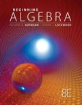 Intended for developmental math courses in beginning algebra, this text retains the hallmark features that have made the Aufmann texts market leaders: an interactive approach in an objective-based framework: a clear writing style, and an emphasis on problem-solving strategies