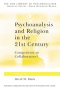 """What can be gained from a dialogue between psychoanalysis and religion?Freud described religion as the universal obsessional neurosis, and uncompromisingly rejected it in favour of """"science."""" Ever since, there has been the assumption that psychoanalysts are hostile to religion"""