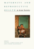 Maternity And Reproductive Health In Asian Societies