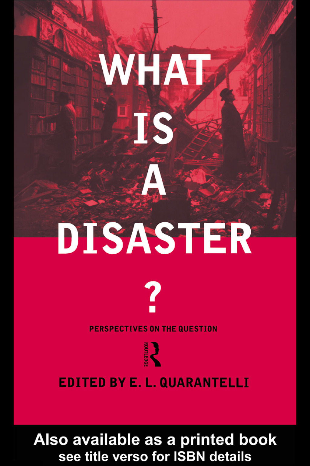 What is a Disaster? (ebook) eBooks