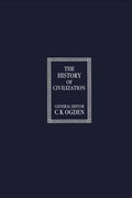 Originally published between 1920-70,The History of Civilization was a landmark in early twentieth century publishing