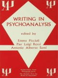 Writing in Psychoanalysis 9781134894819R90