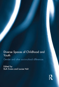 Diverse Spaces of Childhood and Youth 9781134926619R90