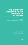 This book collects together the basic documents of an approach to the theory and policy of the balance of payments developed in the 1970s