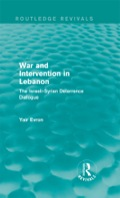 Despite the bitter conflict that divided Jerusalem and Damascus, a fascinating process of indirect – through the United States – and tacit understandings emerged with regard to Lebanon in the 1970s