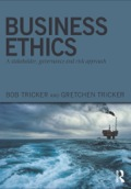 Traditionally, books on business ethics focus on CSR, companies' relations with their stakeholders, and corporate citizenship