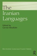 The Iranian languages form the major eastern branch of the Indo-European group of languages, itself part of the larger Indo-Iranian family