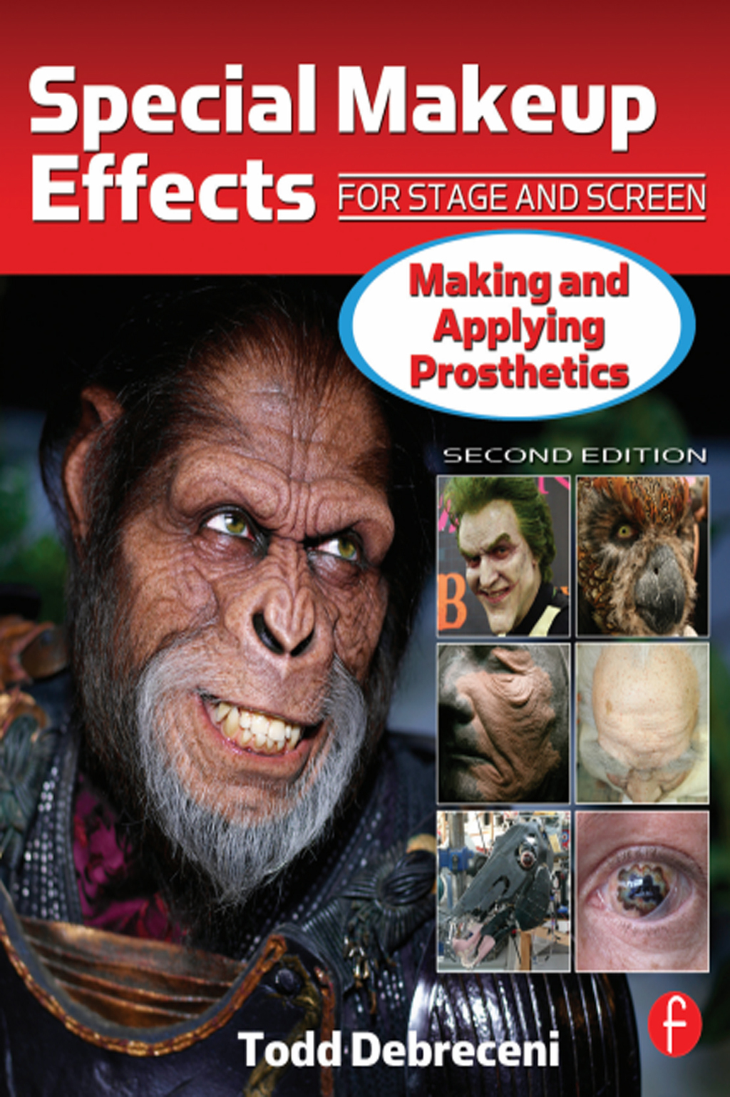 Special Makeup Effects for Stage and Screen (ebook) eBooks