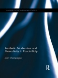 Aesthetic Modernism and Masculinity in Fascist Italy is an interdisciplinary historical re-reading of a series of representative texts that complicate our current understanding of the portrayal of masculinity in the Italian fascist era