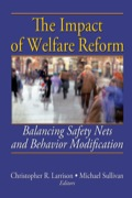 Get a balanced, comprehensive analysis of the effects from 1996 welfare reformThe Personal Responsibility and Work Opportunity Reconciliation Act of 1996 was aimed at repairing the welfare system of the United States